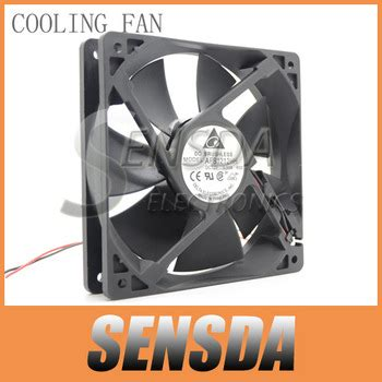 Diskon Fan 12cm Delta 24v 0 75a Afb1224she 4wire sensda electronics store small orders store selling and more on aliexpress