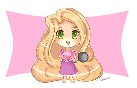 imagenes de rapunzel kawaii chibi rapunzel by neko chan17 on deviantart