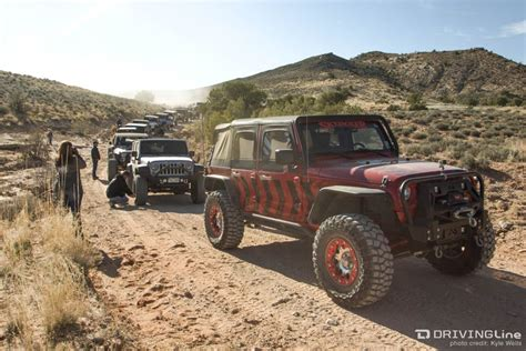 jeep safari 2015 kicking off moab s 2015 easter jeep safari on wipe out