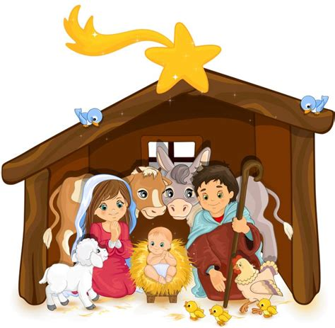 nativity clip 252 best clipart nativity images on