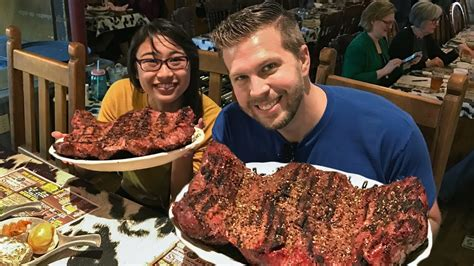 amarillo tx steak challenge 72oz steak challenge
