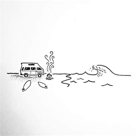 simple sketches sketches and waves on consulta esta foto de instagram de david rollyn 3 149