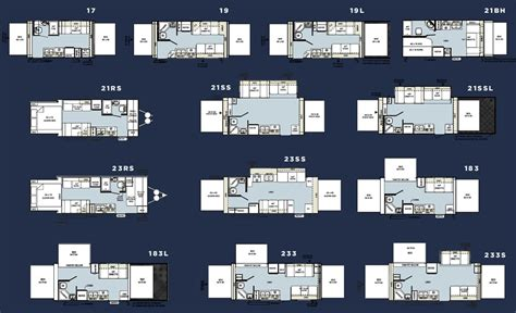 expandable rv floor plans forest river rockwood roo expandable travel trailer floorplans