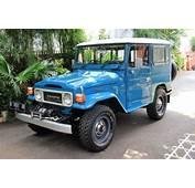 Toyota Land Cruiser BJ40 FJ40 BJ FJ 40 Diesel 1982 Right