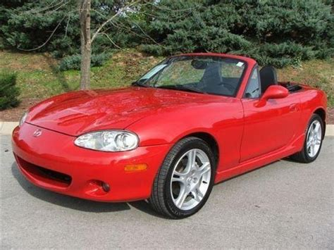 1999 2005 mazda mx 5 miata used car review autotrader