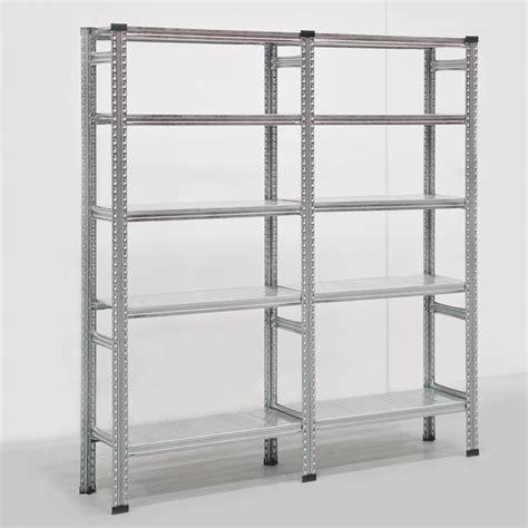 scaffali librerie componibili scaffali componibili in acciaio zincato armadi scaffali