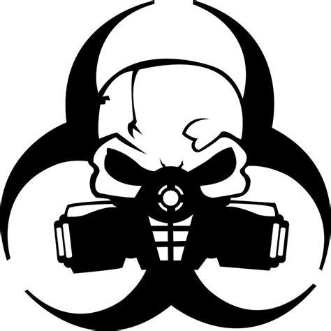 biohazard gas mask by tara biohazard clipart gas mask pencil and in color biohazard
