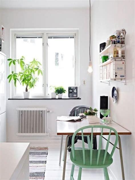 las  mejores ideas de mesas  cocinas pequenas