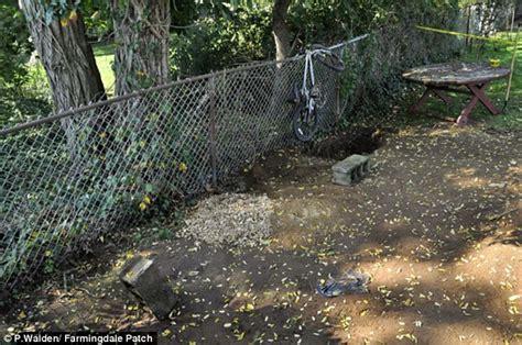 baby buried in backyard justin kowalczik body of 17 month old boy found buried in
