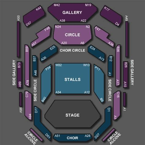 Hammersmith Apollo Floor Plan lowry theatre seating plan