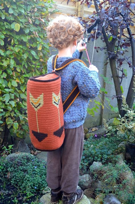 crochet quiver pattern back to school backpacks to crochet 34 free patterns