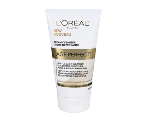 Loreal Partners With Armani On Skin Care by Age Hydra Nutrition Cleanser For