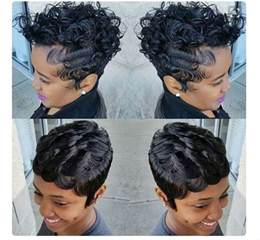black hairstyles waves 8 finger wave styles perfect for the woman that prefers