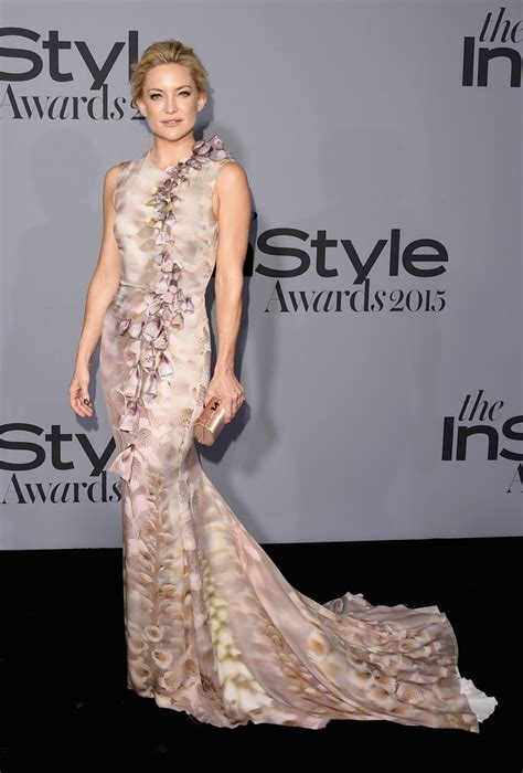 Catwalk To Carpet Allen In Giles by Instyle Awards Carpet Kate Hudson Giles Deacon