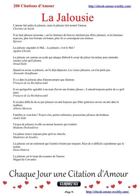 la jalousie proverbe 200 citations d amour