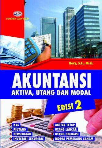 akuntansi aktiva utang dan modal edisi 2