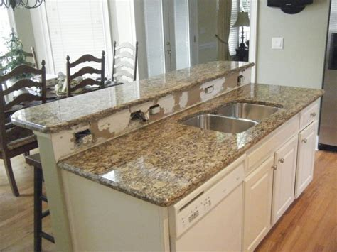 Santa Cecilia Light Granite Kitchen Pictures Santa Cecilia Classic Granite Granite Countertops Pinterest