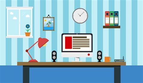 tutorial flat design illustrator the adobe illustrator tutorial flat design office space
