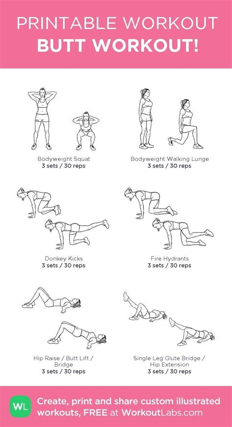 best 25 printable workouts ideas on