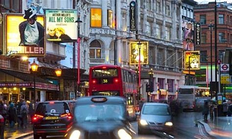 london s theatre district is located in which section of london tisch drama adds london to its artistic review tour