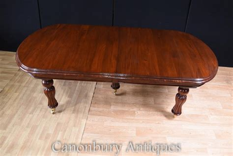 12 Foot Dining Table 12 Foot Mahogany Dining Table