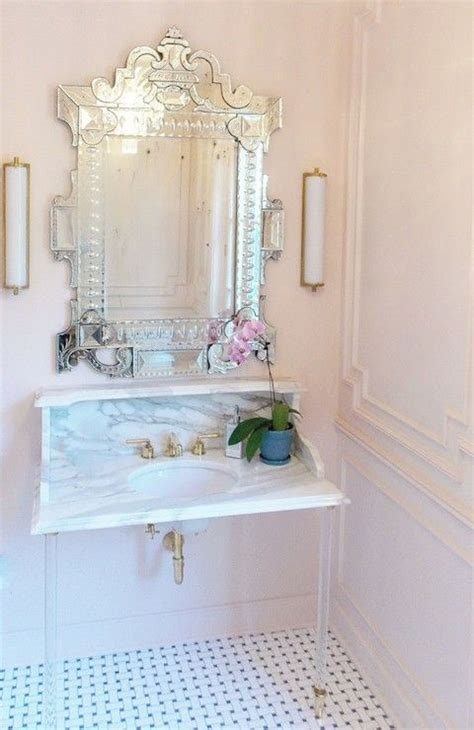 pink bathroom mirror 17 best images about dream house on pinterest lighting