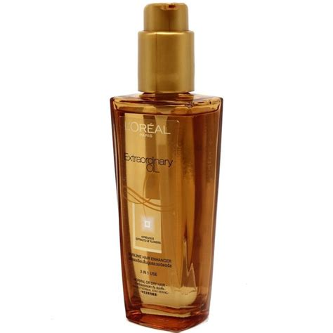 Serum Loreal Extraordinary l oreal extraordinary 100ml serum rambut