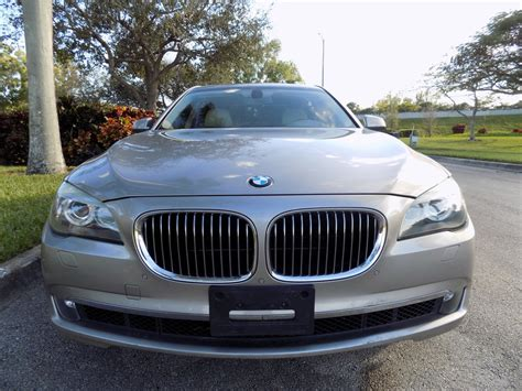 bmw extended warranty australia 2009 bmw 7 series 750li for sale buy and sell cars