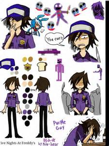 Purple guy more the purple guy fnaf fnaf purple purple man purple