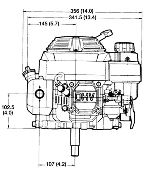 small engine service manuals 2009 honda element user handbook small engine suppliers engine specifications and line drawings for honda small engines