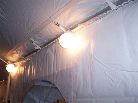 all seasons rent all canopy lighting