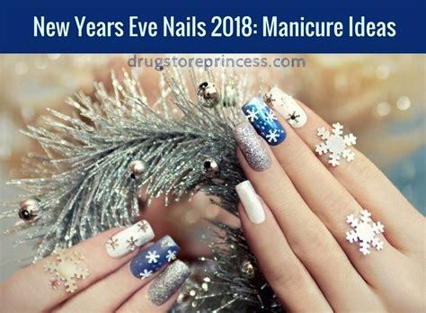 New Years Nail 2018