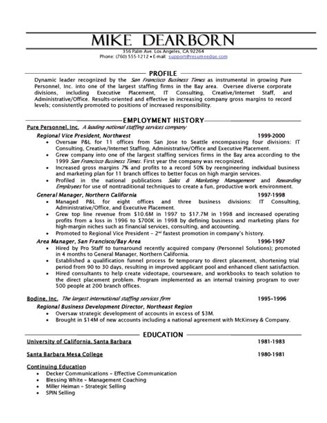 Resume Format For Hr 10 Human Resources Executive Resume Writing Resume