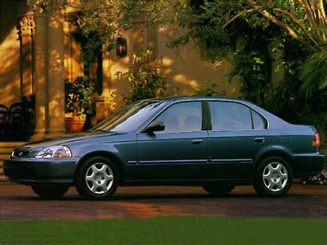 honda civic 1998 1998 honda civic reviews specs and prices cars