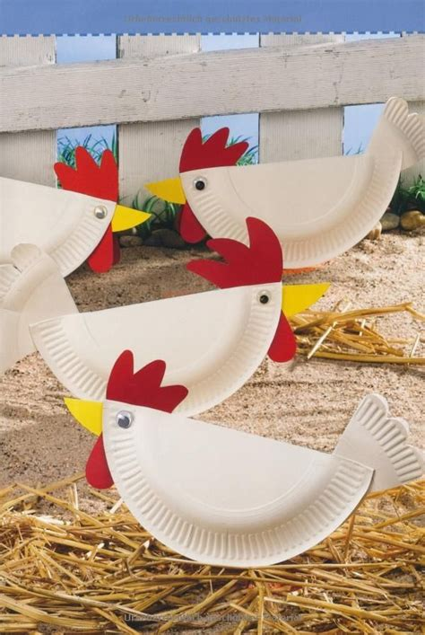 chicken crafts for best 25 rooster craft ideas on egg