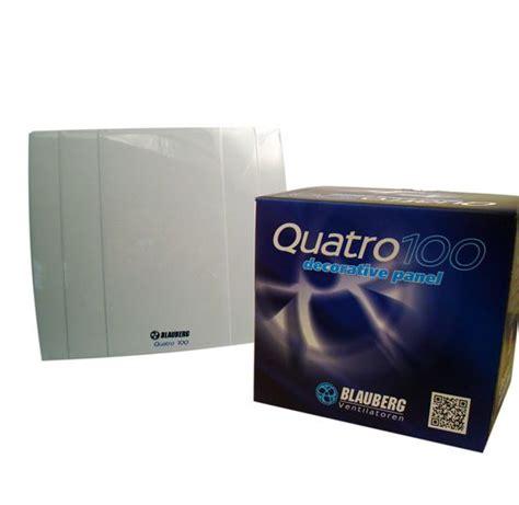 aspiratore per bagno silenzioso aspiratore bagno silenzioso blauberg quatro 100