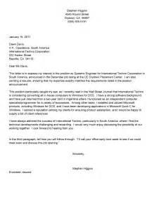 cover letter for environmental engineer resume 3 - Environmental Engineering Cover Letter