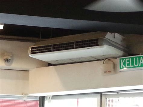 Ceiling Air Conditioner Price Malaysia by York 2 0hp Ceiling Expose Air Conditi End 1 7 2015 4 17 Pm