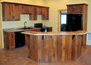 Wooden Kitchen Furniture Log Furniture Barnwood Furniture Rustic Furniture