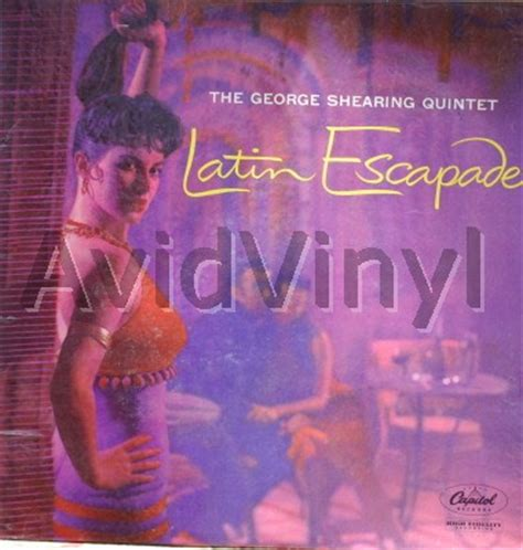 george shearing latin lace records, lps, vinyl and cds