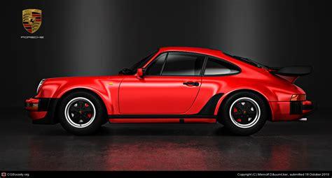 porsche 911 turbo g modell by meinolf d 252 ker 3d cgsociety