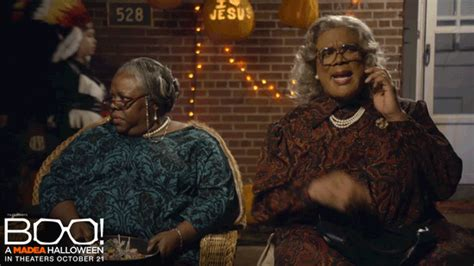tyler perry gif tyler perry boo gif by lionsgate find share on giphy