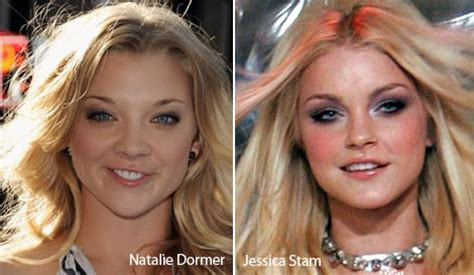 Natalie Dormer Look Alike Natalie Dormer Looks Like