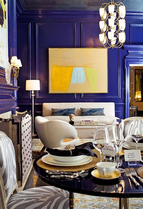 home decor blue cobalt blue why home decor loves it