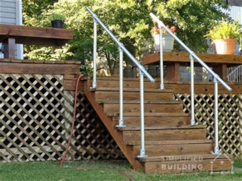 deck railing ideas examples   home