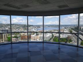 office view doubles office space in seattle