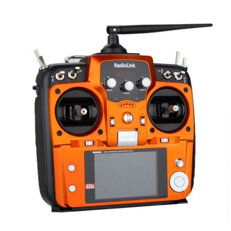 Remot Receiver Orange Silver radiolink at10 10 channel remote system with receiver us 138 99