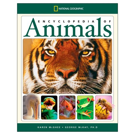 national geographic encyclopedia of animals national
