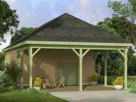 carport shop the garage plan shop 187 carport plans