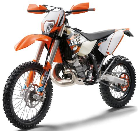 2009 Ktm 300 Exc Ktm Exc 300 E Sixdays 2009 Orange